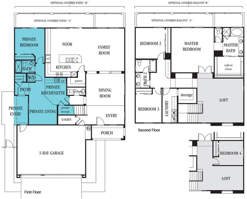 The washington nv for Washington house plans