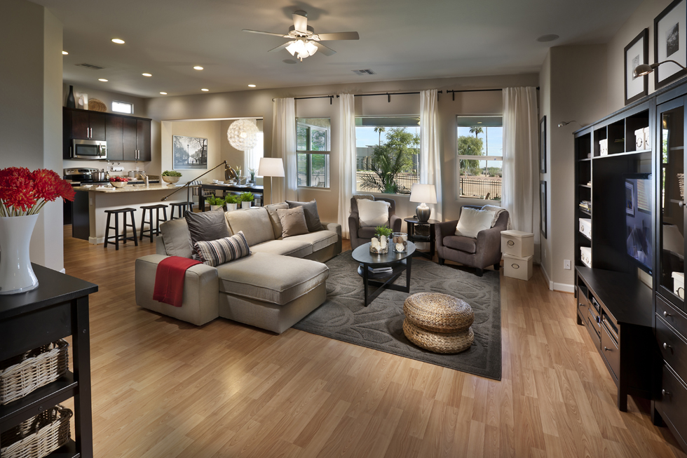 Evolution home designs tucson az next generation lennar for Room decor jeneration