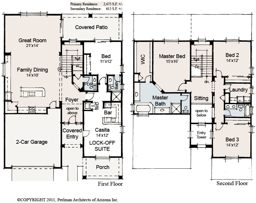 Lennar homes floor plans tucson for Tucson home builders floor plans